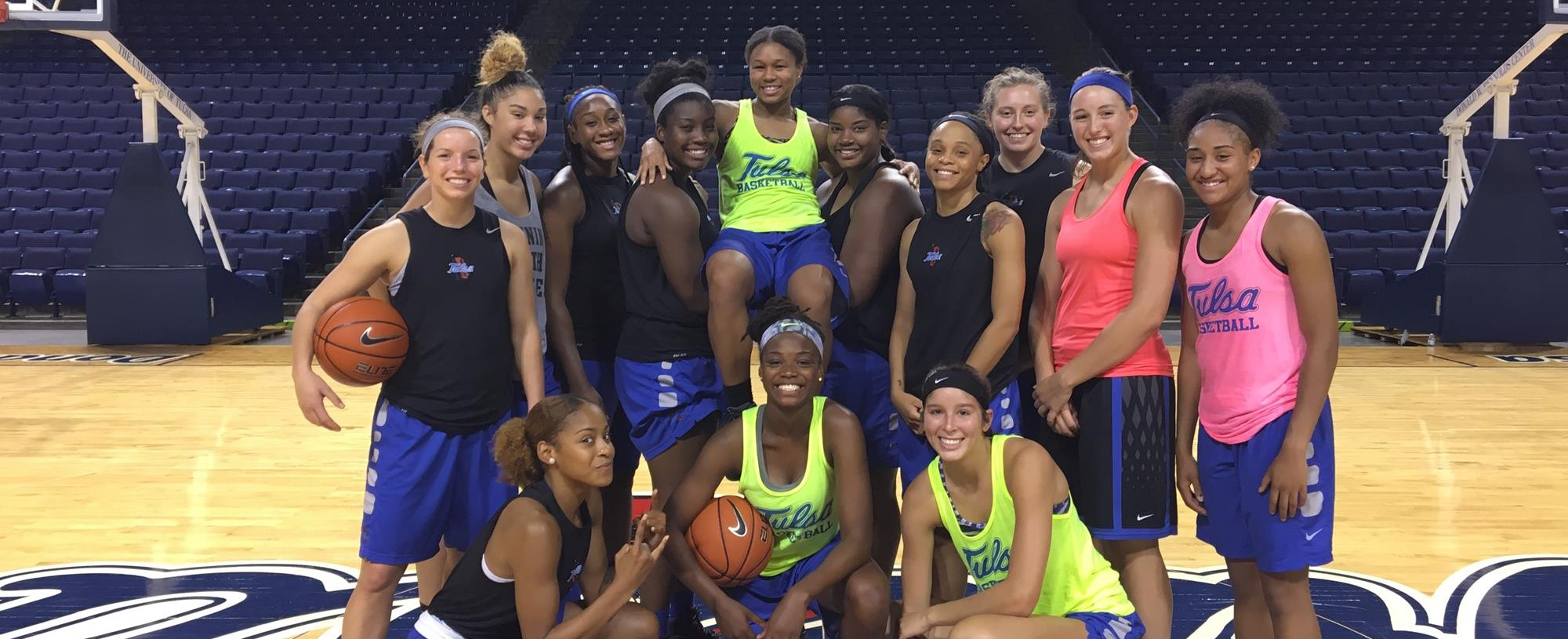 wholesale dealer d5ea7 eee0a Tulsa Women's Basketball Team Heads to Dominican Republic in ...