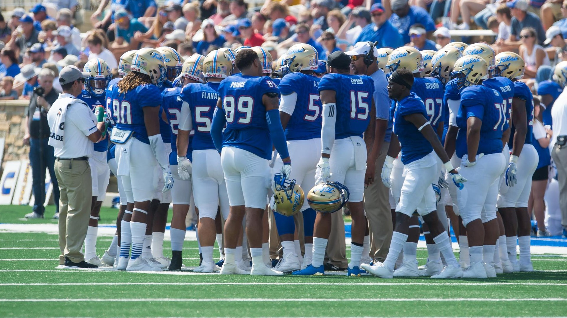 best sneakers 38642 44b99 The Hometown Tulsa Golden Hurricane Annual Kickoff Luncheon ...