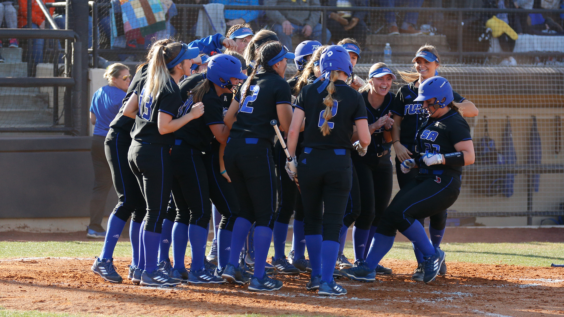 Tulsa Softball To Open Home Slate This Weekend University Of Tulsa