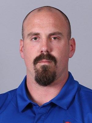 Erich Anthony - Assistant Athletic Director for Athletic Performance