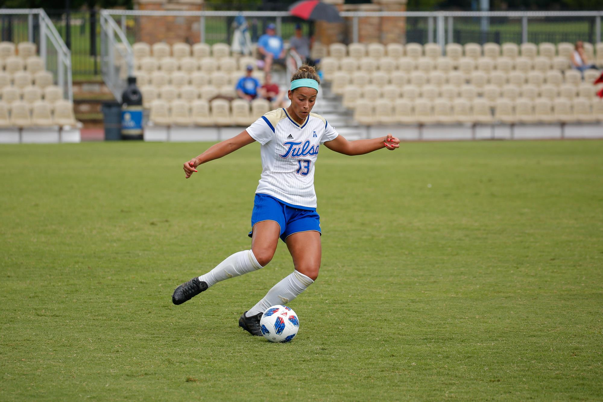 Tulsa Women's Soccer Team Hosts Little Rock and Oklahoma