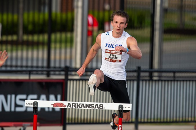 Tulsa Track and Field to Close Regular Season in California, Arkansas - University of Tulsa Athletics